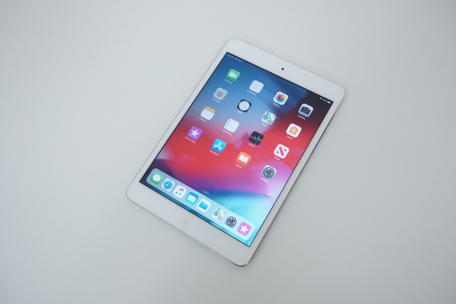Apple IPad Mini 2 16GB Wi-Fi Only Silver ME279LL/A SUPERB - $51.00
