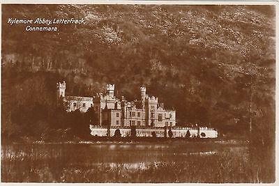 Kylemore Abbey, Letterfrack, CONNEMARA, County Galway, Ireland RP