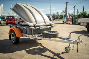 Trailmaster Utility Pod Trailer Rutherford Maitland Area Preview