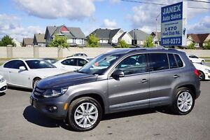 2015 Volkswagen Tiguan Highline HIGHLINE | FENDER AUDIO | PAN...