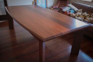 Large Solid Jarrah Dining Table