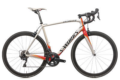 2014 Specialized S-Works Tarmac SL4 Contador Road Bike 58cm Large Carbon Shimano, used for sale  Boulder