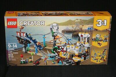 LEGO CREATOR 31084 PIRATE ROLLER COASTER (2018) NEW SEALED