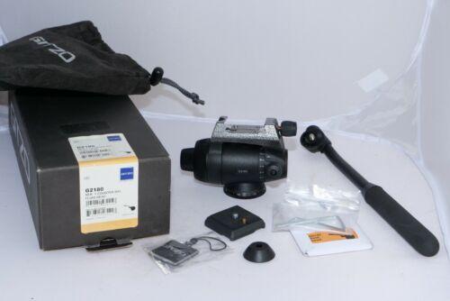 Gitzo G2180 Series 1 Counter Balanced Fluid Head. BOXED. Complete