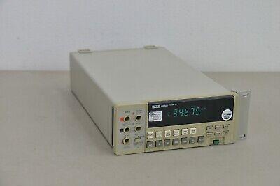 Fluke 8840a Digital Multimeter W Power Cord 23276