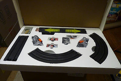 8609  AFX RACE SET 1990 SUPER NASCAR G-PLUS CHALLENGE NEW BUT OLD 30 YEARS