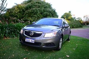 HOLDEN CRUZE 2012 1.4Lt  6sp auto MOVING COUNTRY MUST SELL Canning Vale Canning Area Preview