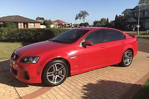 2011 Holden Commodore SV6 VE Series II Thornton Maitland Area Preview