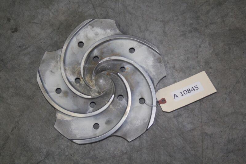 Goulds Pump Impeller 3196LTX 5 Vane 1.5x3-13 104-146-2-1203 316SS