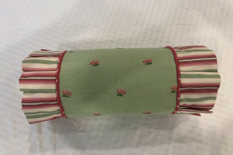 Nursery, Baby, Boutique, Bolster, Neckroll, Vintage, Baby NEW