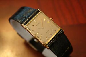 Vintage-LASSALE-7730-5059-Gentlemans-Watch-VGood-RARE