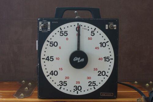 GrabLab  Darkroom/Lab Timer.Works. Model 171