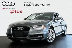 2015 Audi A4 2.0 TFSI Progressiv | Navigation | Toit ouvrant