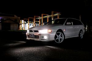 Mitsubishi Legnum twin turbo Launceston Launceston Area Preview