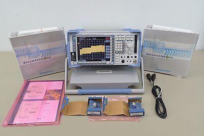 Rohde Schwarz Fsp38 Spectrum Analyzer 9 Khz To 40 Ghz 13343 I-34