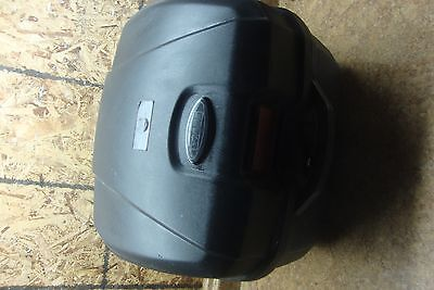 2007 TGB 101S 101 S Off Road Scooter Rear Trunk Compartment Luggage Carrier Bag