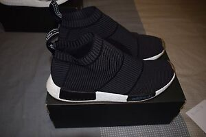 "Adidas NMD CS1 PK ""Black Gum"" - Size US11 Caringbah Sutherland Area Preview"