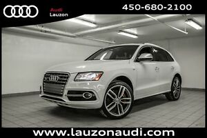 2016 Audi SQ5 3.0T TECHNIK B&O CARBON 21PCS