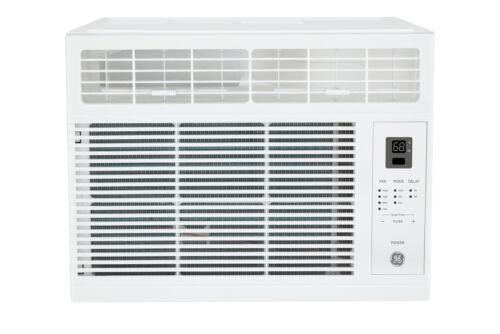 6,000 BTU 115-Volt Window Air Conditioner with Remote, AHW06LZ, White