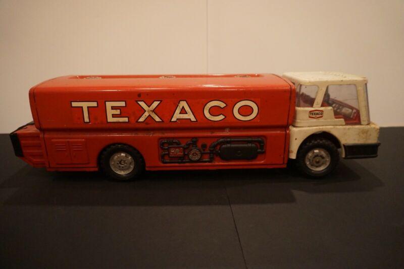 Vintage Texaco Tanker Truck