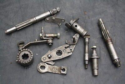 Simson S51 Getriebe Teile Motor 4 Gang Ritzel  Welle gebraucht kaufen  Altbrandsleben