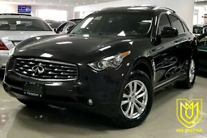 2011 Infiniti FX35 NO ACCIDENT|CAMERA|SUNROOF|LEATHER|LOCAL|CERT