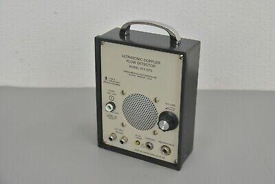 Parks Medical Ultrasonic Doppler Flow Detector Model 811-bts 23507