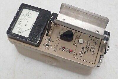 Ludlum Model 14c Survey Meter