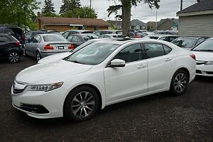 2015 Acura TLX Accident free