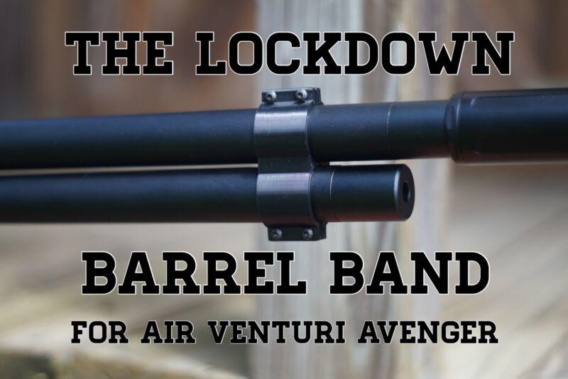 Air Venturi Avenger Barrel Band V2 -