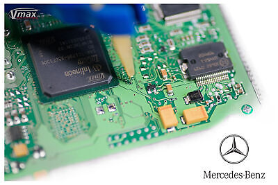 Mercedes C Klasse - C43 AMG 4.0 476 PS auf 565 PS Chiptuning