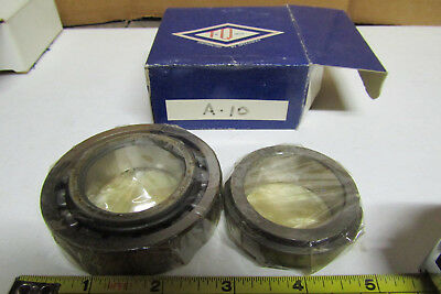 A 10 NEW BEARING / RACE SET U1579Z ( 4 ) SETS US MADE,FREE EXPEDITED SHIPPING.