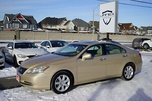 2007 Lexus ES 350 ACCIDENT FREE | LEATHER INTERIOR | POWER SU...