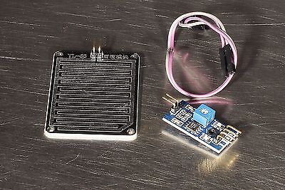 Rain Detection Snow Sensor Module Weather For Arduino Usa Seller Fast Ship