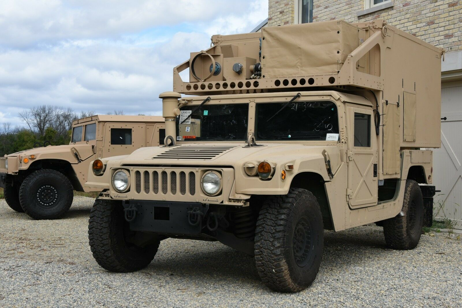 1980 Hummer H1 Blair Outlan 901-378-8877 2008 M1113 Coms/Drone truck 37km Brand new Turbo/overdrive/ ECV HMMWV Humvee
