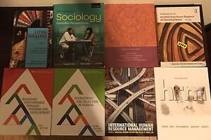 MUN Textbooks - Business and various others