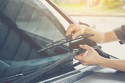 Für saubere Scheiben sorgen die Scheibenwischer nur, wenn sie auch selbst sauber sind. (© Thinkstock via The Digitale)
