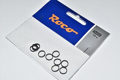 Roco H0 40067 Haftringsatz 10 Stück NEU OVP
