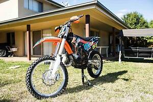 KTM 150SX 2012 Model Camden Camden Area Preview