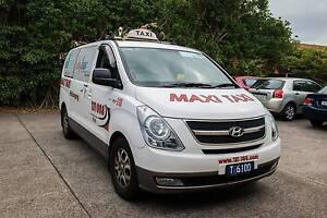 Hyundai iMax Maxi Taxi Van 7 Seater Plates Illawarra Wollongong Wollongong Wollongong Area Preview