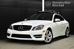 2014 Mercedes-Benz C-Class C350 4MATIC, DRIVING PACKAGE