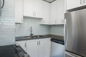 Renovated One Bedroom!   4 Appliances & Balcony!