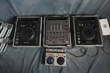 Pioneer DJ setup mk2 mk3 djm600 EFX500 Welland Charles Sturt Area Preview