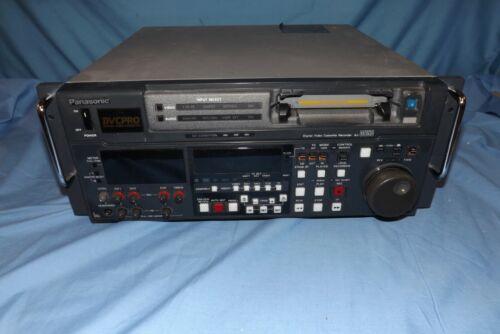 Panasonic AJ-D850 Edit DVC Pro Broadcast VCR
