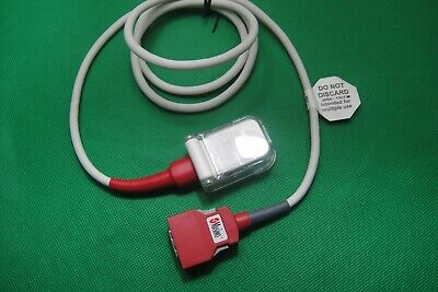Masimo Red 20 Pin Lnc-04 Lncs Lnc4 Spo2 Rad 7 Patient Extension Cable - 2055