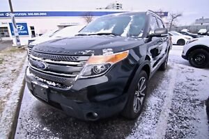 2015 Ford Explorer XLT 4WD, Navigation, Rearview Camera, Panoram