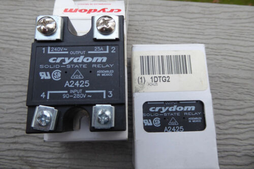 2-Crydom Solid-State Relay -- 1DTG2 New