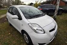 2010 Toyota Yaris Hatchback Dickson North Canberra Preview
