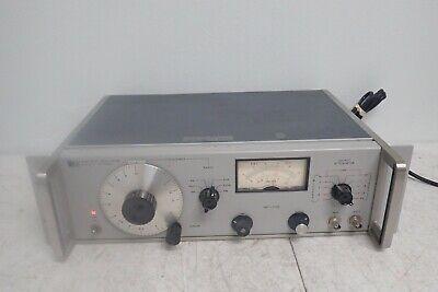 Hp Hewlett Packard 651b Signal Generator Test Oscillator