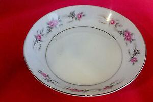 DIAMOND CHINA  PAGEANT PATTERN  Dessert Bowl